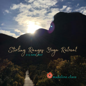 Stirling Ranges retreat 2017