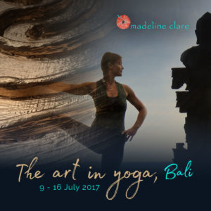 The Art in Yoga Bali