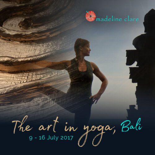 The Art in Yoga Bali