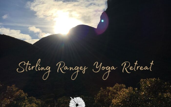 Stirling Ranges Yoga Retreat with Madeline Clare